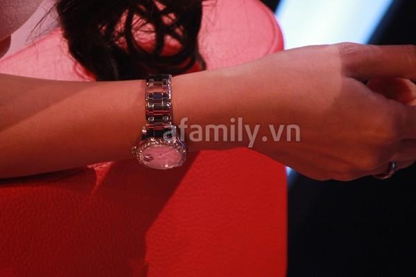 Choáng với BST đồng hồ bạc tỉ của Thu Minh 4