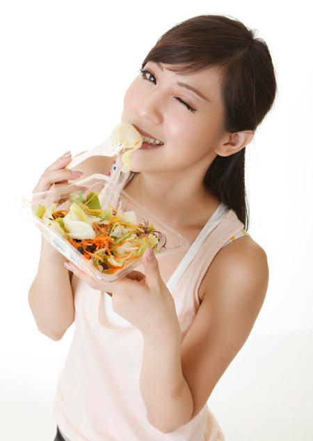 Bí quyết trẻ đẹp nhờ chế độ ăn của phụ nữ Nhật 2