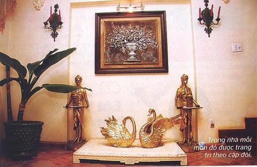 Biệt thự 150 m² của hoa hậu Đàm Lưu Ly 7