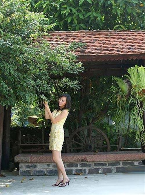 Nhà vườn, resort triệu đô của gia đình Á hậu Thiên Lý 17