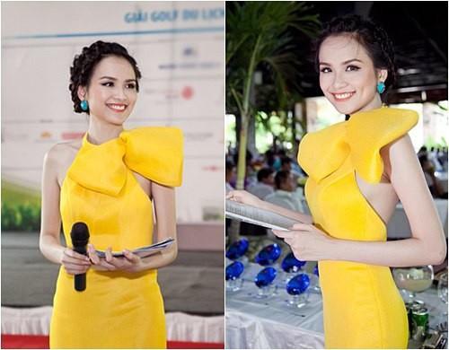 Cơn sốt nơ đẹp mắt của mỹ nhân Việt 8