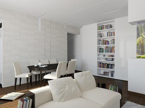 Để căn hộ chật rộng như biệt thự 8