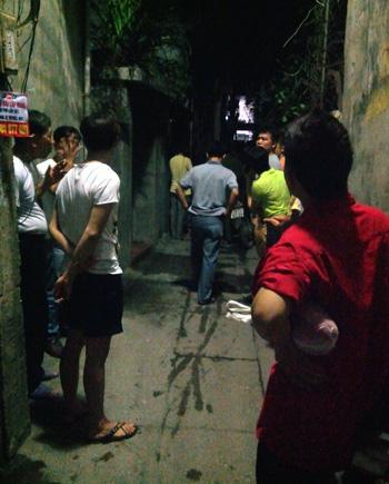 Hà Nội: Nam thanh niên treo cổ ở phòng trọ 1