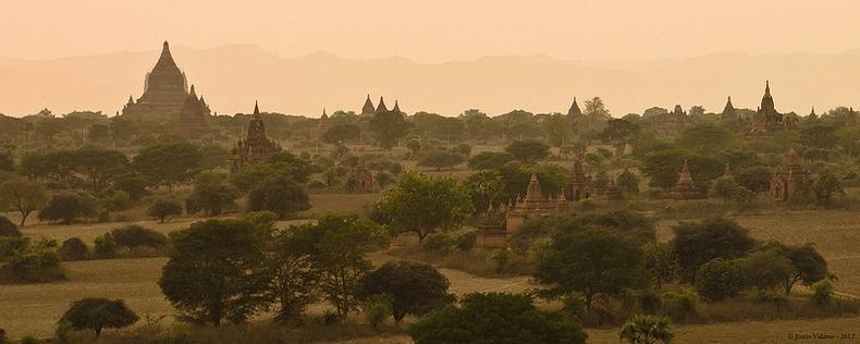 Bagan, xứ sở của hàng ngàn ngôi đền bị lãng quên 7