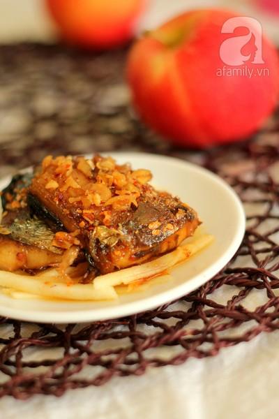 Cơm ngon với món cá chiên mắm tỏi 12