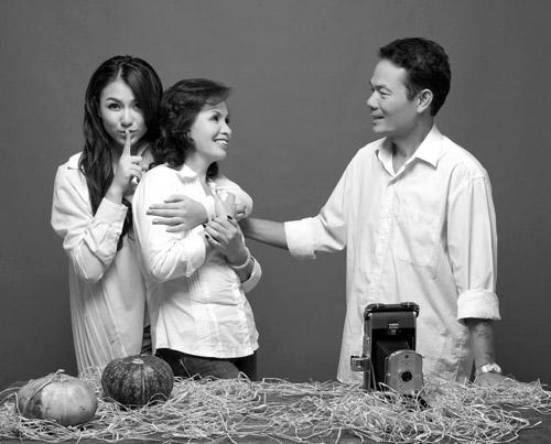 Hồng Quế khoe ảnh gia đình đẹp lung linh 6