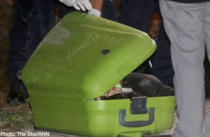 Man rợ hiếp, giết thiếu nữ 15 tuổi rồi nhét xác vào vali 1