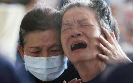 Vụ nổ gas ở Đài Loan: Nước mắt tang thương bao trùm bệnh viện, nhà tang lễ 3