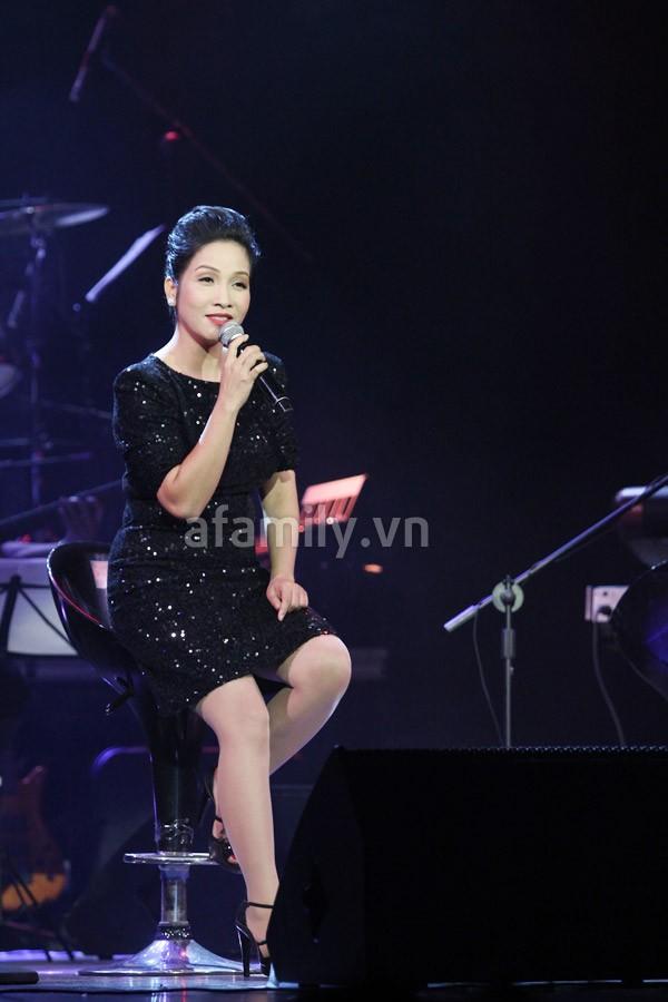 Những mỹ nhân Việt mặc đẹp dù có chiều cao khiêm tốn 14