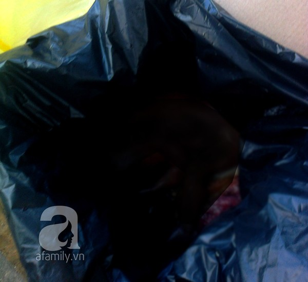 Lời kể của người phát hiện xác bé trai bị vứt trên phố Hà Nội 3