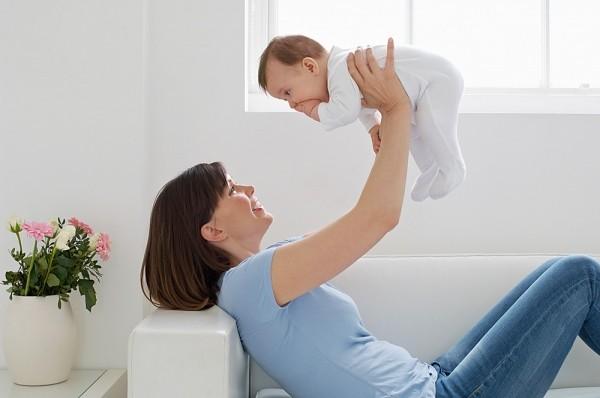 Những việc nên làm để bé yêu mẹ nhiều hơn nữa 2
