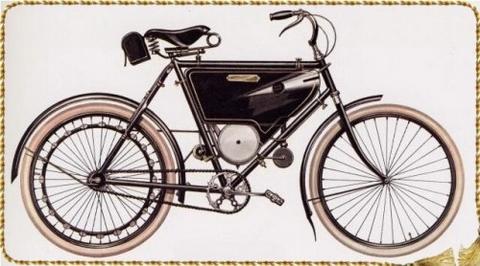 """Chiêm ngưỡng 10 xe máy thời """"tiền sử"""" 4"""