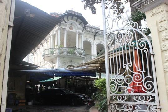Biệt thự 100 tuổi giữa Sài Gòn được rao bán 35 triệu USD 14
