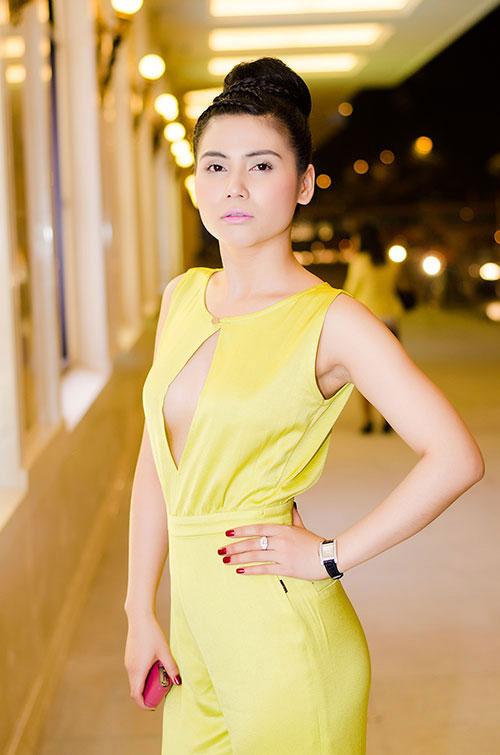 Sao Việt gợi cảm với jumpsuit sành điệu 7