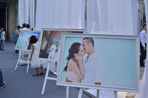 Ngọc Thạch tổ chức tiệc cưới ấn tượng tại Hà Nội 5