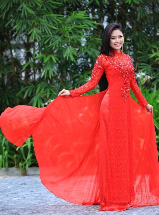 """Ảnh """"độc"""" của tân Hoa hậu dân tộc Ngọc Anh 1"""
