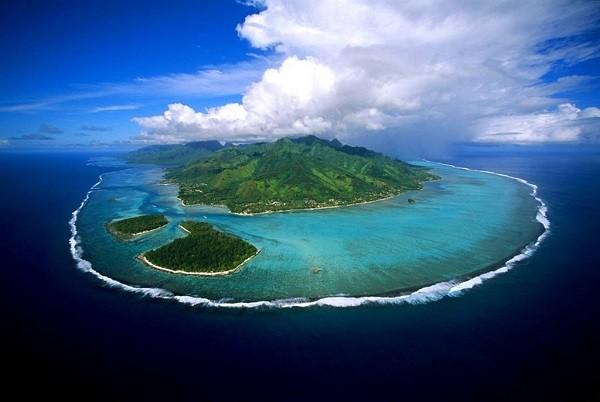 Những hòn đảo hình trái tim tuyệt đẹp trên thế giới 20
