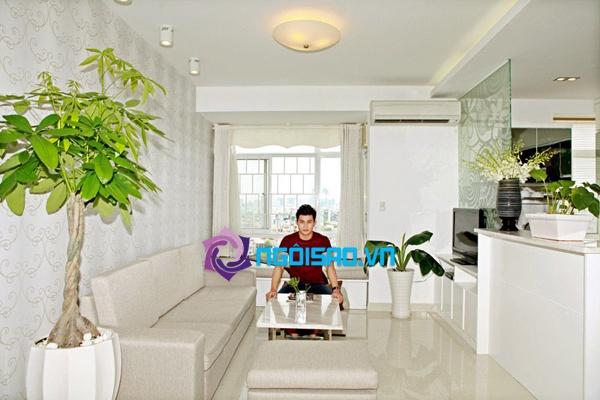 Ngắm căn hộ tầng 12 của siêu mẫu Lương Công Tuấn 1