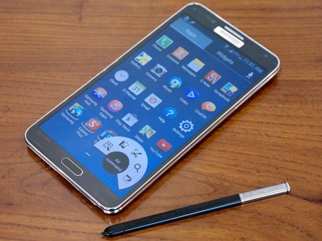 5 smartphone cỡ lớn đáng mua nhất cuối 2013 2