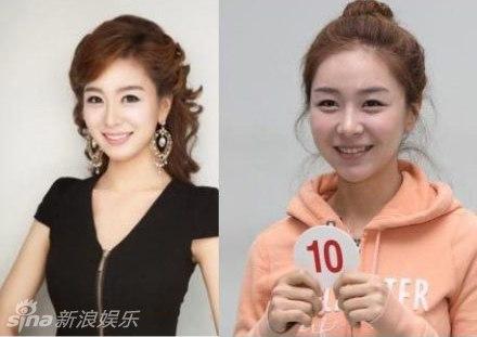 Choáng với gương mặt thật của thí sinh Hoa hậu Hàn  10
