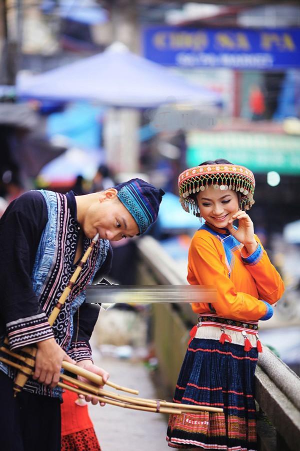Ảnh cưới độc đáo của các cặp vợ chồng sao Việt 18