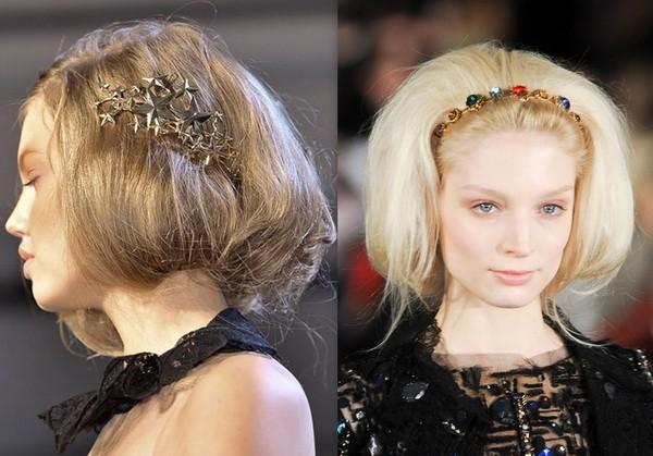 7 kiểu tóc búi, cột quyến rũ cho mùa Hè 2013 22