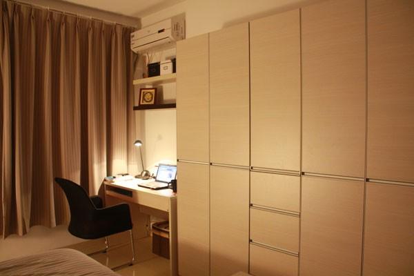 Ngắm căn hộ nhỏ có cách bài trí siêu đơn giản 3