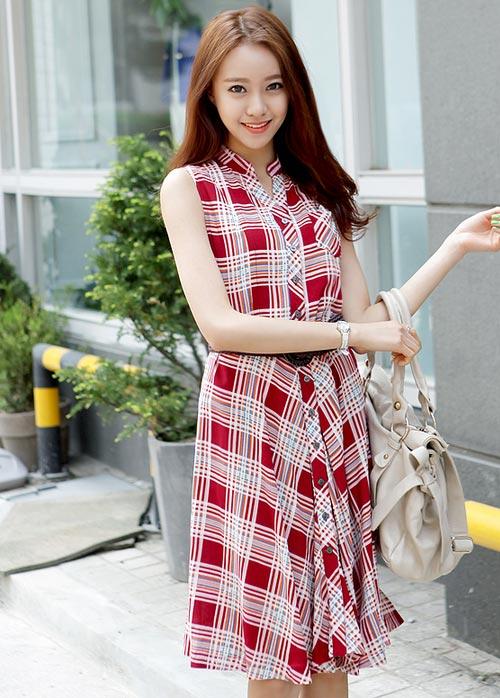3 loại váy cực mát mẻ cho nàng công sở 14