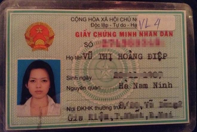 Xem ảnh, tên tuổi thật của sao Việt trên CMND và hộ chiếu 7