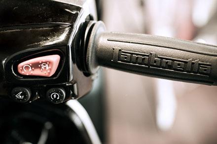 Lambretta ra mắt phiên bản mới màu đen cho năm 2013 4