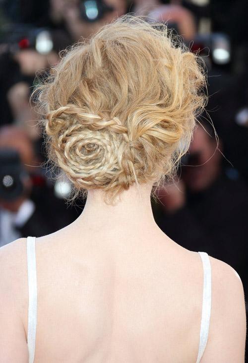 Vấn tóc đẹp như Nicole Kidman 8