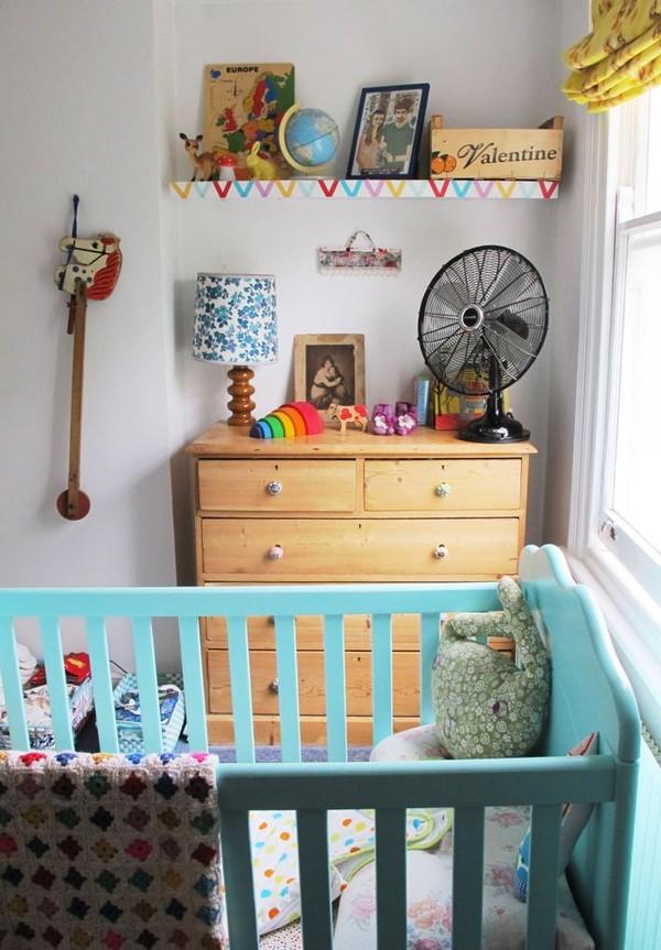 Ngắm căn hộ vintage đẹp như mơ nhờ tận dụng đồ cũ 26