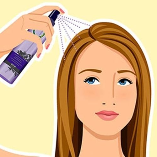 """5 phút """"làm mới"""" tóc bết mồ hôi dầu cho quý cô bận rộn 3"""