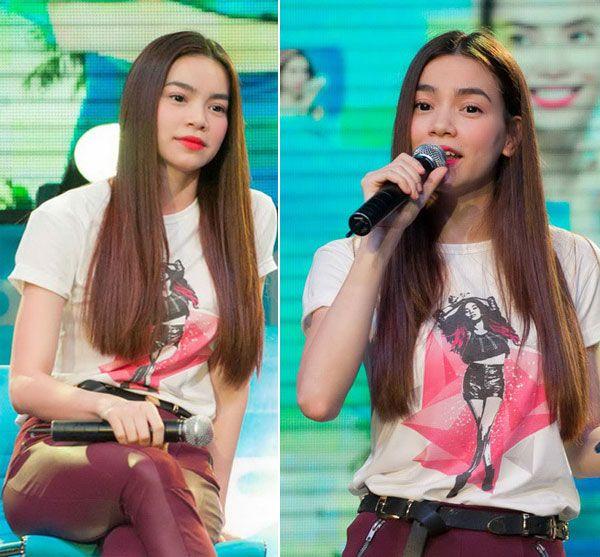 """5 """"nữ hoàng áo phông"""" của showbiz Việt 2"""