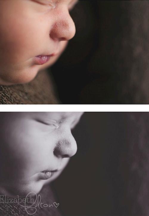 Ngắm những khoảnh khắc vô cùng bình yên khi bé sơ sinh ngủ 14