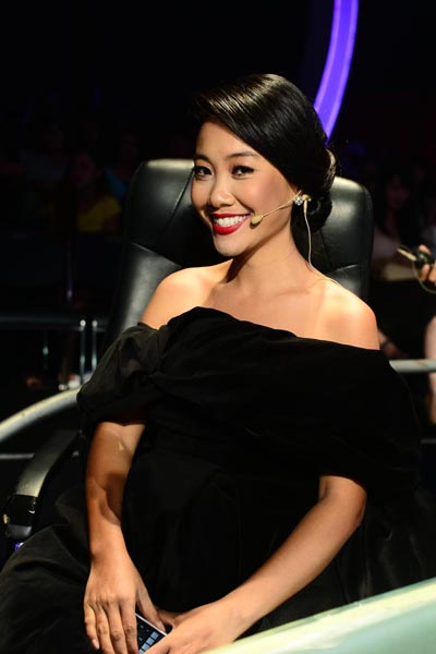 Đoan Trang hạnh phúc khi mang bầu hơn 3 tháng 1