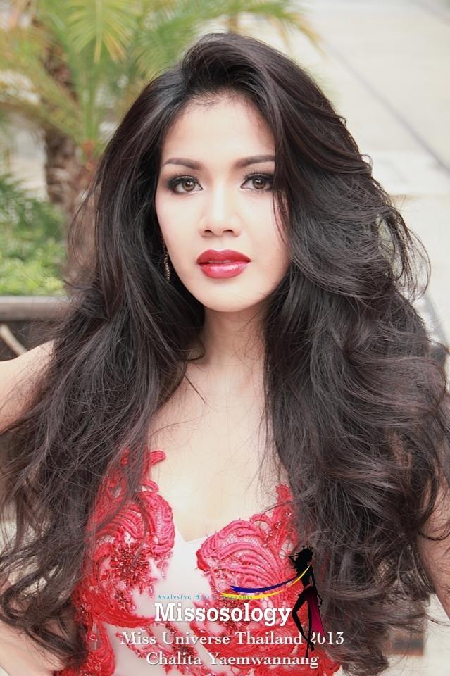 Đọ nhan sắc Trương Thị May và các Hoa hậu Hoàn vũ châu Á 10