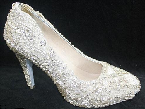 Chiêm ngưỡng đôi giày kim cương đắt nhất thế giới 1