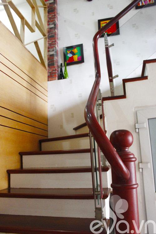 Ngắm nhà 40m² của vợ chồng trẻ ở Từ Liêm 3