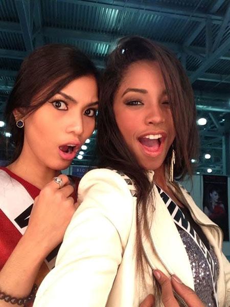 Trương Thị May bị cảm lạnh và sốt cao tại Miss Universe 15