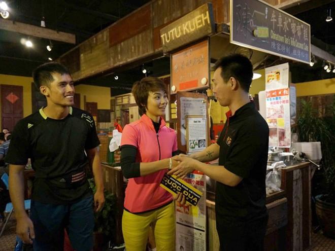 Dàn trai xinh, gái đẹp 'Cuộc đua kỳ thú' đại náo Singapore 16