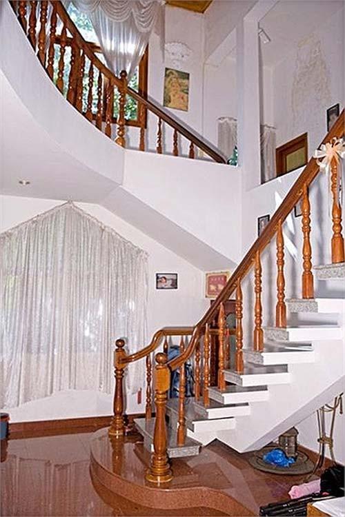 Nhà vườn, resort triệu đô của gia đình Á hậu Thiên Lý 10