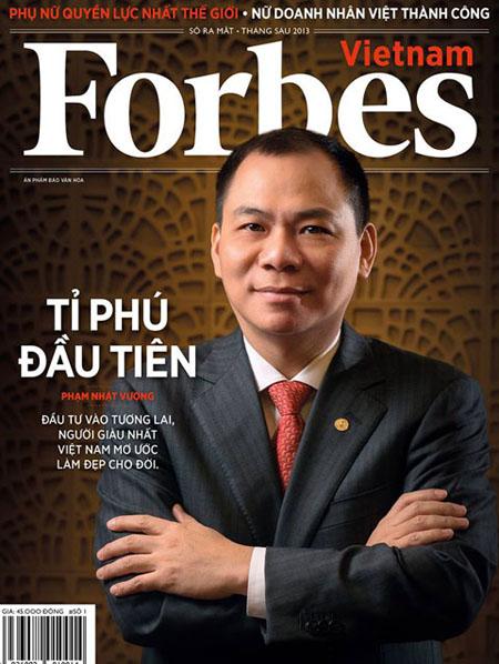 Chuyện chưa kể về tỷ phú Đô la đầu tiên của Việt Nam 1