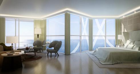 Chiêm ngưỡng căn hộ Penthouse đắt nhất thế giới 7