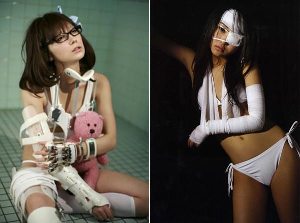 """Những phong cách """"quái đản"""" của các cô gái Nhật Bản 3"""