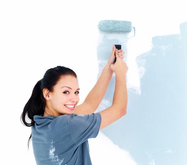 12 cách tự sơn nhà cực chuẩn 3