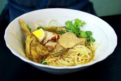 Các món mỳ ngon, không sợ nóng ở Hà Nội 5