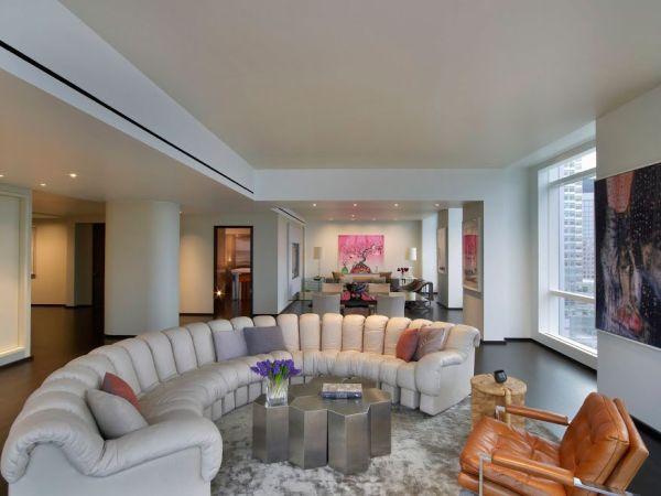 15 phong cách nội thất cho phòng khách rộng 2
