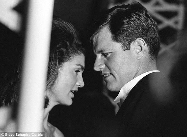 Bật mí chuyện tình ái của cựu Đệ nhất phu nhân Jackie Kennedy 2