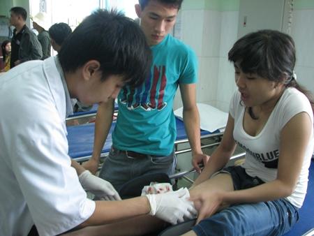 Tai nạn kinh hoàng vụ xe khách Mai Linh qua lời kể của nạn nhân 3